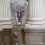 sistema de incêndio original do teatro colon