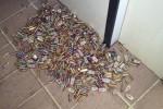 Coleta de pilhas e baterias usadas no DF