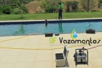 Caça vazamento em piscina no setor de clubes em Brasília – DF