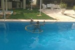Caça vazamentos em piscina no estado da Bahia