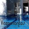 Vazamento em piscina no Lago norte em Brasília, DF