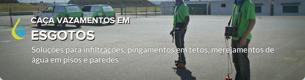 Detecção de vazamentos em Brasília, DF, Taguatinga, Lago sul, Asa norte